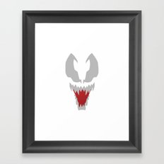Venom Framed Art Print