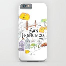 San Francisco iPhone Case