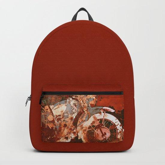 Disintegration Backpack