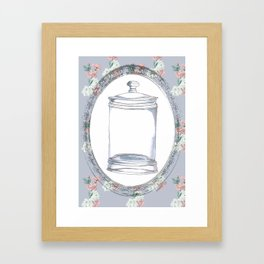 """""""Beaux&Co"""" #02 Framed Art Print"""