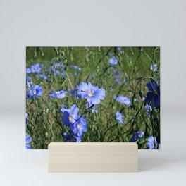 Blue2 Mini Art Print