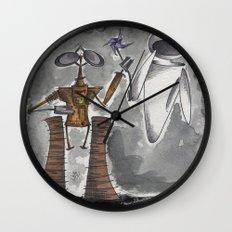 Wall-eeeeeeee Wall Clock