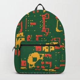 CA Fantasy Green New Year series #10 Backpack