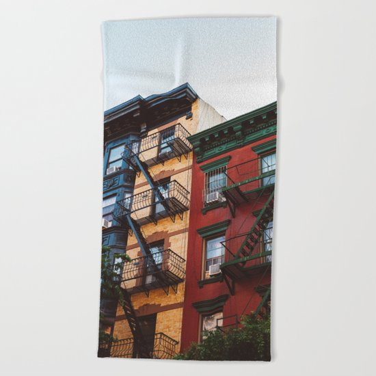 Soho XIV Beach Towel