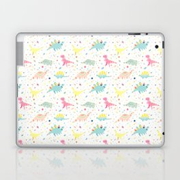 Dinosaur Pattern Laptop & iPad Skin