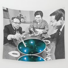 Stars soup Wall Tapestry
