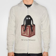 M is for Monster Hoody
