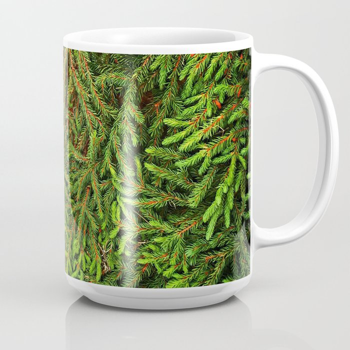 Boughs Coffee Mug