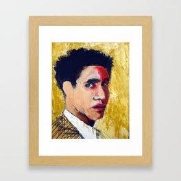 1968 Killed Bobby Kennedy (Sirhan Sirhan) Framed Art Print