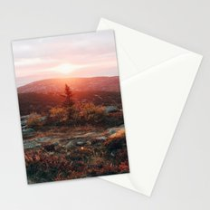 Cadillac Mountain Stationery Cards