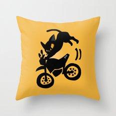 FMX Throw Pillow