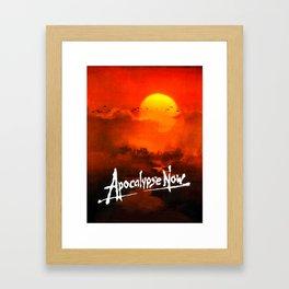 Apocalypse Now 1979 Framed Art Print