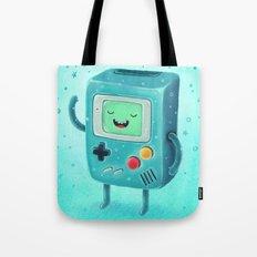 Game Beemo Tote Bag