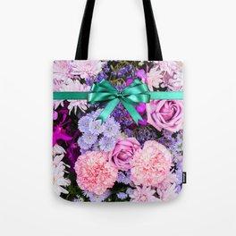 Floral Gift 5 Tote Bag