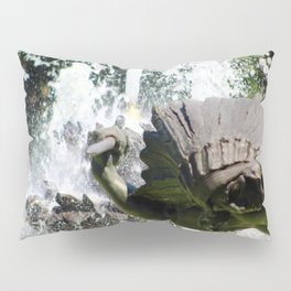 JC Nichols Fountain Indian Pillow Sham