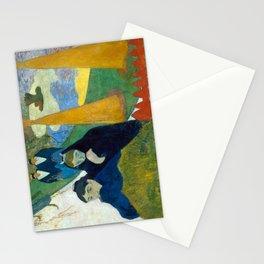 1888 - Gauguin - Arlésiennes (Mistral) Stationery Cards