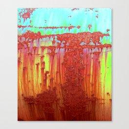 Chem Factory Drum Canvas Print