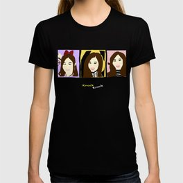 Knock Knock! Tzuyu Version T-shirt