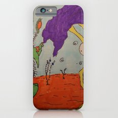 Tim and Missis Tree iPhone 6s Slim Case