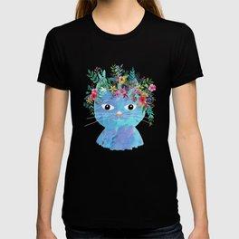 Flower cat II T-shirt