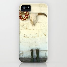Mounted iPhone Case