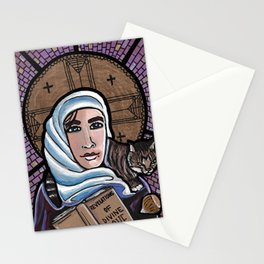 Julian of Norwich Stationery Cards