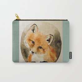 New Little World Carry-All Pouch