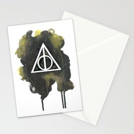 The Hallows Stationery Cards
