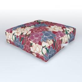 Japanese Garden Outdoor Floor Cushion