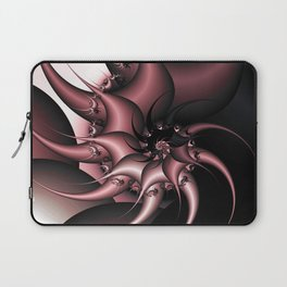 Thorny Cactus Fractal Laptop Sleeve