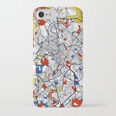 Rome map Slim Case iPhone 7