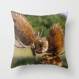 Harvest Time. Throw Pillow