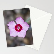 Purple Flower 1 Stationery Cards