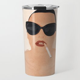 Morning Cigarette Travel Mug