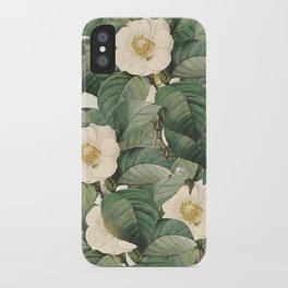 Vintage pattern 1 iPhone Case