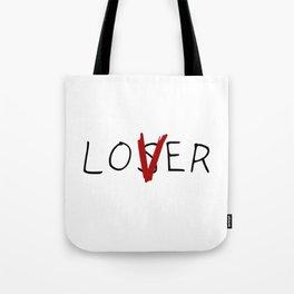 Lover - Loser I.T. 2017 Cast Tote Bag
