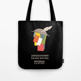 Glory to Yugoslavian design Tote Bag