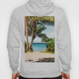 Ocean Travel Tropical Beach Hoody