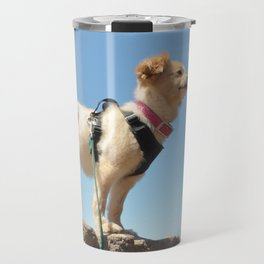 Wonder Dog in San Francisco Travel Mug