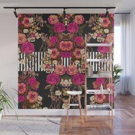 Floral Crossing Wall Mural
