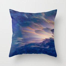 Fractus  Throw Pillow