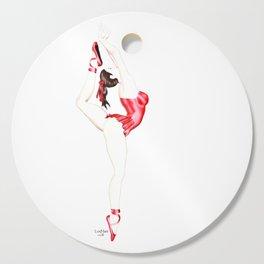 Ballerina / Dancer Cutting Board