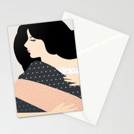 Not Today #society6 Stationery Cards