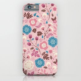 Pretty Pink iPhone Case