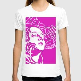 """Koloman (Kolo) Moser """"Girl's head"""" (2) T-shirt"""