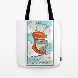 The Mixer | Baker's Tarot Tote Bag
