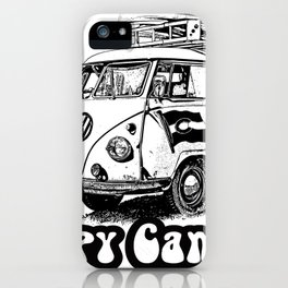 Hippy Camper - The Original iPhone Case