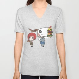 The Ancient Magus' Bride Unisex V-Neck