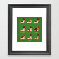 Shire Styles Framed Art Print