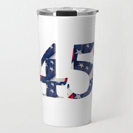 45 - POTUS Travel Mug